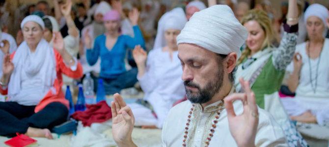Шунья — базовое состояние в Сат Нам Расаян
