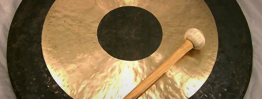 Гонг-медитации в студии Сияй